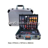 MR.MARK MK-SET-0392 130 PCS TOOLS KIT SET (ALU. CASE)