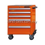 MR.MARK MK-SET-0390 151 PCS 5-DRAWER TROLLEY TOOLS SET (4 DRAWER WITH TOOLS)