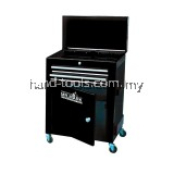 MR.MARK MK-EQP-0316-BLK CHEST AND ROLLER CABINET