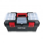 TOPTUL TBAE0302 TOOL BOX (MEDIUM) 445X240X205MM
