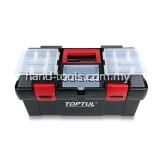 TOPTUL TBAE0302 TOOL BOX (MEDIUM) 445X240X205MM