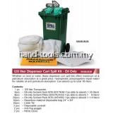 SK682828 120 Liter Dispenser Cart Spill Kit- Oil Only