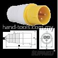 Supaku CEE 013-4 16A 110-130V IP44 Weatherproof Plug