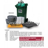 SK292929 120 Liter Portable Spill Kit- Universal Only