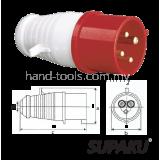Supaku CEE 024 16A 380-415V IP44 Weatherproof Plug