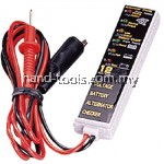 JTCJ027 CAR BATTERY & ALTERNATOR CHECKER
