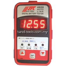 JTC4608 DIGITAL BATTERY TESTER