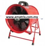 "MVS SHT-20 Portable Ventilators Fan 8""/200mm"