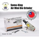 "Sumo King SK-2400 6mm (1/4"") Mini Air Die Grinder"