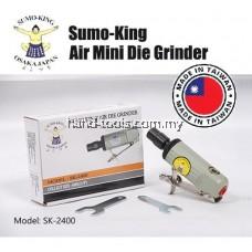 """Sumo King SK-2400 6mm (1/4"""") Mini Air Die Grinder"""