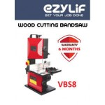 EzyLif VBS8 200mm Wood Cutting BandSaw Machine