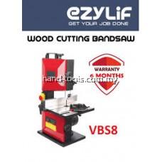 EzyLif VBS8 200mm Wood Cutting BandSaw Machine