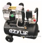 EzyLif HED30T 1.3HP 30L Ultra Quiet Oil-Free Air Compressor