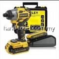 Stanley SBI201D2K 18V Brushless Cordless 6.35mm Hex Impact Driver