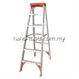 Winner Aluminium Double-Sided TanglePruf Ladder