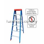 Winner FDS Fiberglass Double-Sided TanglePruf Ladder