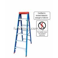 Winner FDS Fiberglass Double-Sided TanglePruf Ladder