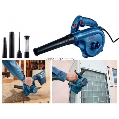 BOSCH GBL82-270 KIT PROFESSIONAL AIR BLOWER 820W 16000RPM 4.5M3/MIN 1.8KG (HEAVY DUTY)