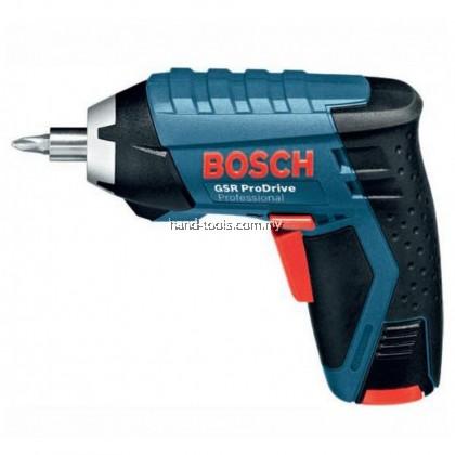 Bosch GSR3.6V-Li ProDrive Li-Ion Battery Screwdriver 3.6V/1.3Ah