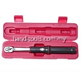 """JTC-4932 1/4"""" WINDOW SCALE ADJUSTABLE TORQUE WRENCHES (5-25Nm)"""