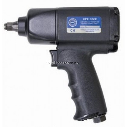 Kawasaki KPT-12CE 3/8″ Drive Mini Air Impact Wrench 310 Nm