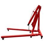 TL1001-2 2Ton Heavy Duty Folding Engine Crane