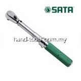 """SATA 96212 3/8"""" DR MECHANICAL TORQUE WRENCH SATA 5-25NM"""