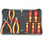 Proskit PK-2801 1000V Insulated Screwdriver & Plier Set