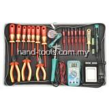 Proskit PK-2803BM 1000V Hi-Insulated Tool Kit 220V (24PCS)
