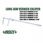 "INSIZE 1215-322 300mm/12"" LONG JAW VERNIER CALIPER 0.02mm/0.001"""