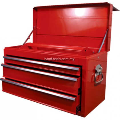 KEN5945200K RED 3-DRAWER PROFESSIONAL TOOL CHEST RED 3-DRAWER PROFESSIONAL TOOL CHEST