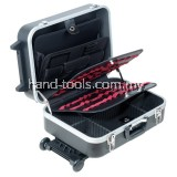 Proskit TC-311 Heavy-Duty ABS Case With Wheels And Telescoping Handle