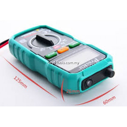 proskit MT-1508 Pocket Autorange Multimeter