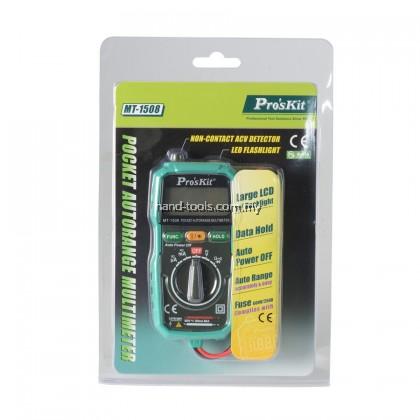 proskit MT-1508 Pocket Autorange Multimeter