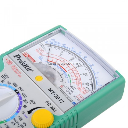 Proskit MT-2017 Protective Function Analog Multimeter