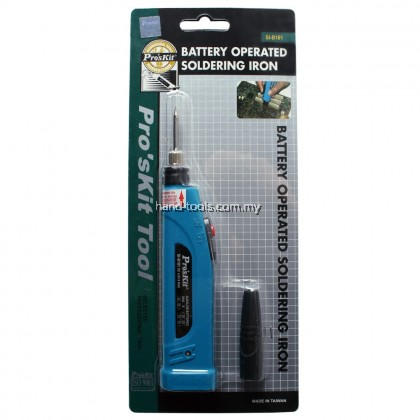Pro'sKit SI-B161 Battery Operated Soldering Iron