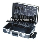 Pro'sKit TC-850 ABS Carrying Tool Case W/2 Pallets