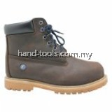 EG.CLASSIC M - PROFESSIONAL SAFETY SHOES (38-47) (BROWN)