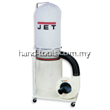 DUST COLLECTOR WITH FILTER BAG 200 LITER 19000W 400V (Filter 30 micron)
