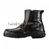 Mid cut Zip on Safety Shoes BH2333