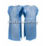 PVC Blue Apron