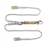 Polyamide Twin Lanyard with E/Absorber