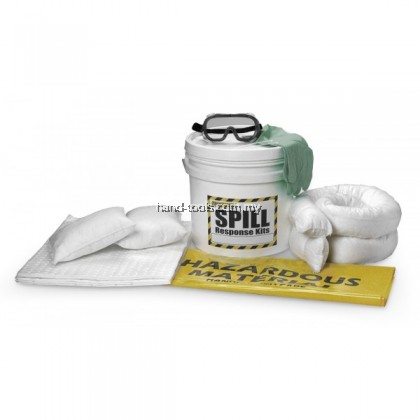 SK681818 18L Portable Spill Kit - Oil