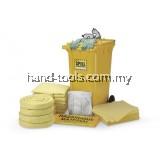 SK573737 240L Dispenser Cart Spill Kit