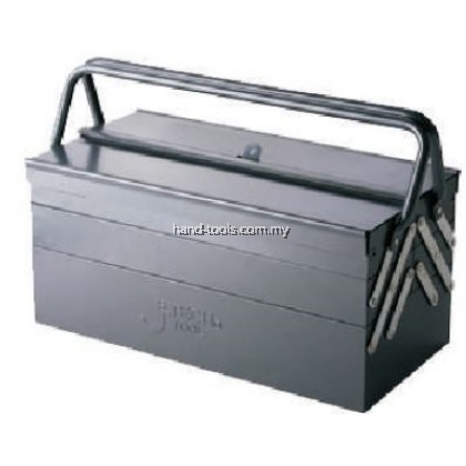 5 COMPARTMENT PORTABLE TOOL BOX