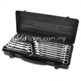 15 Pcs Reversable Ratchet Wrench Set(Toptul GRA1509)
