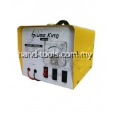 6V-12V PROFESSIONAL BATTERY CHARGER Charging Rate (A) 6A