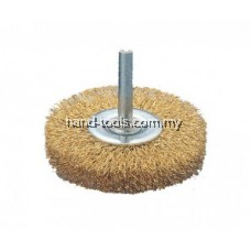 """40mm -1-1/2"""" Wire Wheel Brushes With 6MM Shank"""