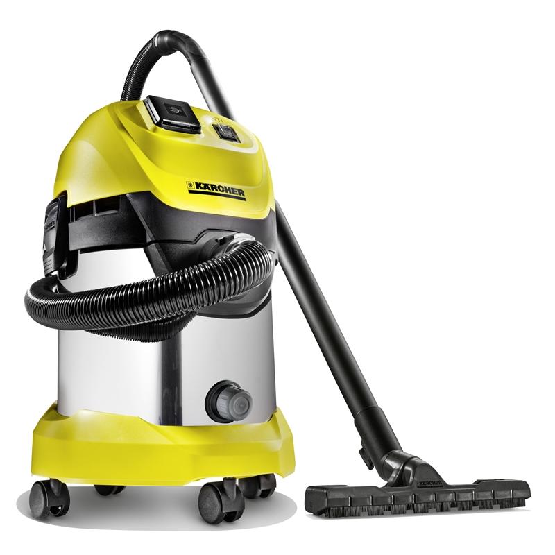Karcher WD3 Premium Wet & Dry Multipurpose Vacuum Cleaner